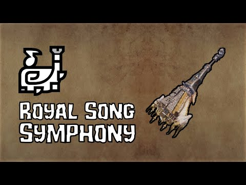 MHW Iceborne - Guild Palace Hunting Horn Stats And Sounds