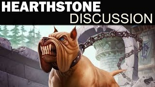 Hearthstone - Discussion - Unleash The Hounds Nerf