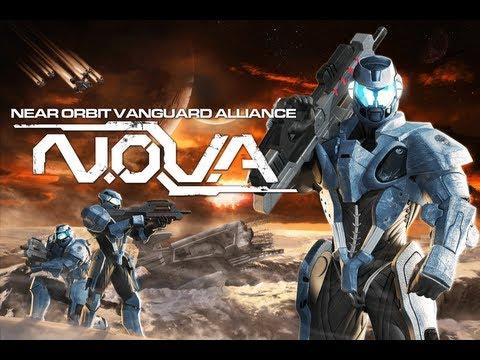 N.O.V.A. Near Orbit Vanguard Alliance on Android