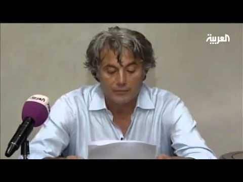 manaf tlass jumps from the boat مناف طلاس يعلن انشقاقه رسميا عن الاسد