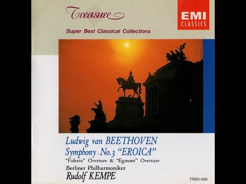 """BEETHOVEN:SYMPHONY NO.3 """"EROICA"""" & OVERTURES"""