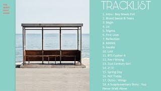 [FULL TRACKLIST/ALBUM] BTS (방탄소년단) YOU NEVER WALK ALONE