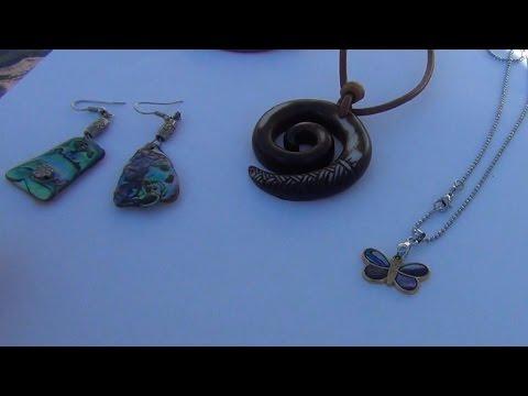 Jewelry From New Zealand