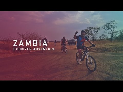 Cycle Zambia! From Lusaka to Victoria Falls