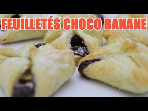 feuilleté-nutella-banane-et-moelleux-au-chocolat-au-mirco-onde
