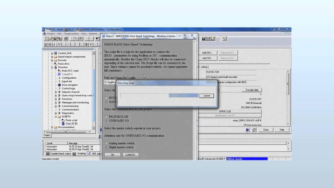 Siemens SIMOCRANE - Drive Based Technology - HDclub Me HD и