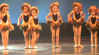 Recital Ballet Dance Lion King 2010.MPG