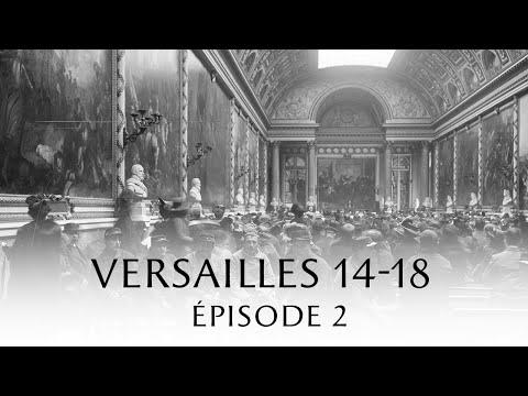 Versailles, 1915-1917