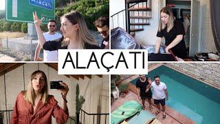 BİZ BİRAZ ARA VERİYORUZ!   Alaçatı Günlük Vlog 59