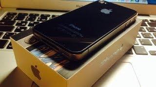 Полный обзор iPhone 4