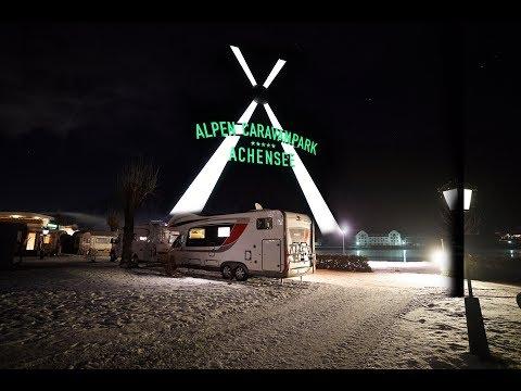 Campingplatz: ALPEN CARAVANPARK ACHENSEE I Wohnmobil-Wintercamping