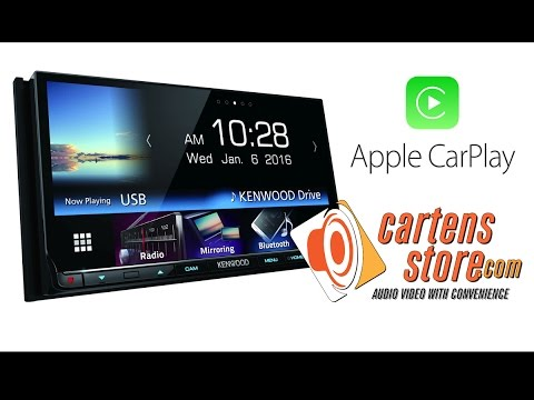 Review Kenwood Ddx9016S Iphone Car Play Testing   Www