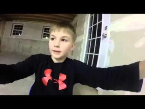 Kids play night Owen Drake Ella Wyatt