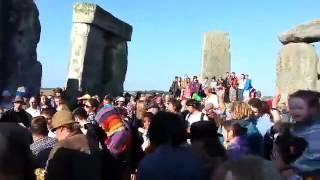 Stonehenge Summer Solstice 2014