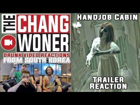 Handjob Cabin (Official HD Trailer)  Drunk Reaction