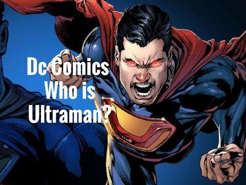 Super Villain Biography: Ultraman