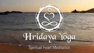 hridaya yoga the path of the spiritual heart