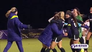 Match Highlights | K-State Soccer vs Iowa State