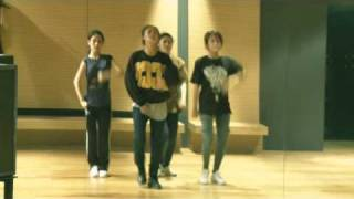 2ne1 Dance Tutorial_cant Nobody Mirrored... @ www.OfficialVideos.Net