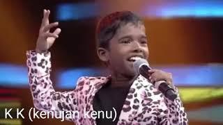 Poovaiyar @ mani super Singer song