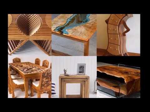35 Amazing Woodworking Furniture Projects Ideas and Designs you can make