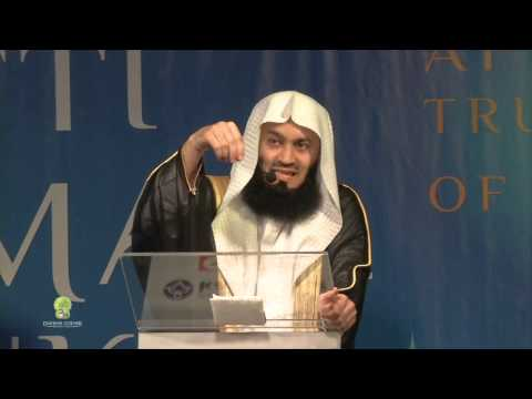 Amazing Explanation of Shirk By Mufti Ismail Menk