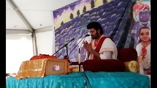 Shrikrishna Vallabh Charitramrut katha (July 17-21, 2014), Shrinath Dham Haveli, Charlotte, NC, USA
