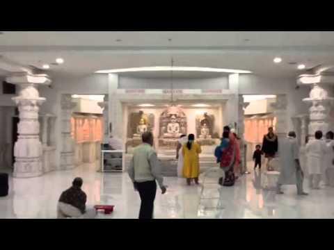 Jain temple in greater Atlanta USA