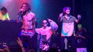 Mackned Death Has A Date Live In Santa Ana 4 29 17