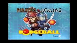 Clearance Rack : Pirates vs. Ninjas Dodgeball part 1