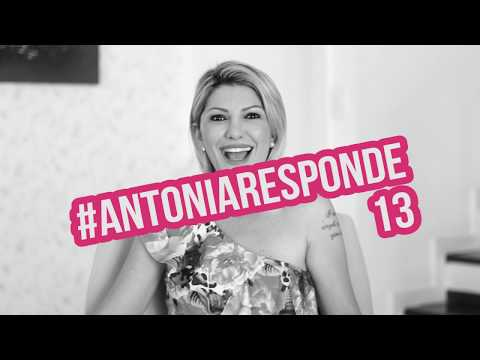 VOU POSAR PRA PLAYBOY DE NOVO? #ANTONIARESPONDE13