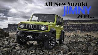 Suzuki Jimny 2019 Overview | Auto Car.