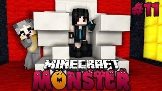 SPEZIAL EINBRUCH BEI UNSERER ERZFEINDIN! ✿ Minecraft MONSTER # 11 [Deutsch/HD]