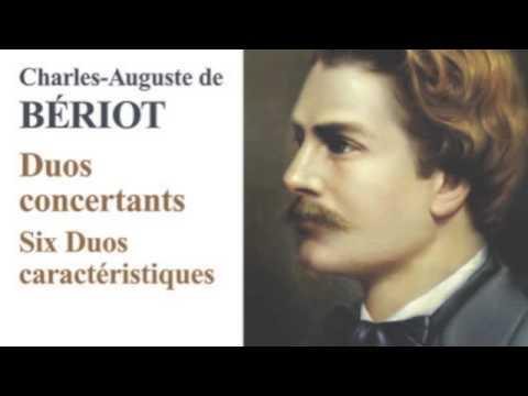 Beriot: Grand Duo Concertant No.3 I. Moderato