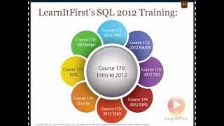 SQL Server 2012 Course Introduction - What is in This Course?