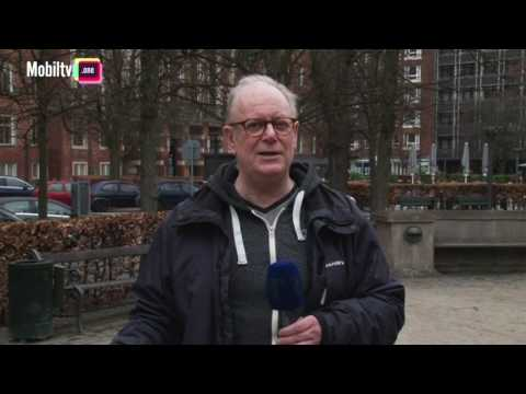Frederiksberg Mobil TV / Georg Carstensen plads på Frederiksberg