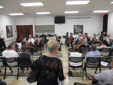 Long Beach Chamber Group - Sept 2016 concert