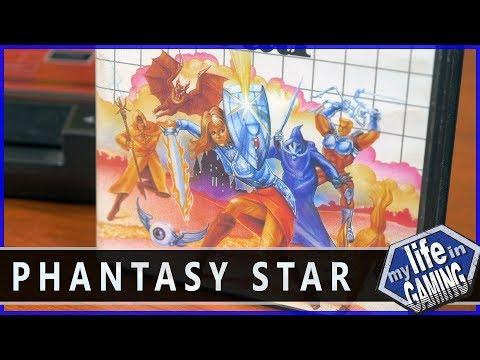 Phantasy Star - Sega's Definitive 8-bit JRPG / MY LIFE IN GAMING