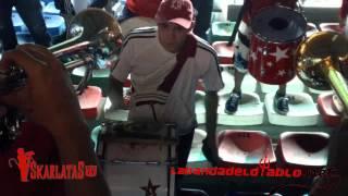 La Que Más Suena ♪♫ | Orquesta Skarlata | LABANDADELDIABLOTV-  AMERICA VS PASTO