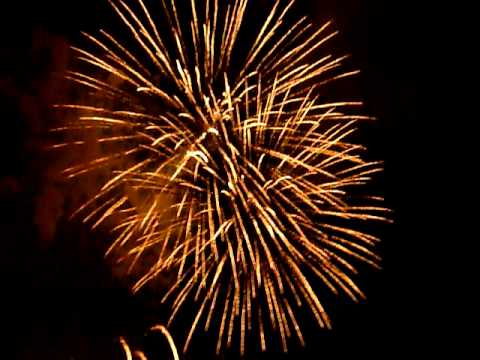 Fuegos Artificiales Palmeras Youtube