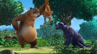Çocuklar kahaniya komik compilation3 için orman kitabı Türkçe çizgi film