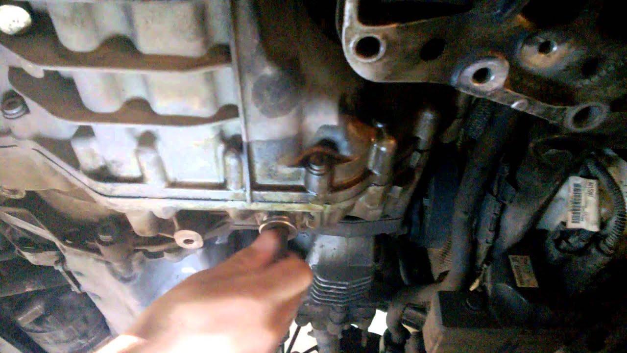 Cambio De Aceite Y Filtro Caja Dgs Audi V6 3 2 Md 06 Parte