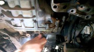 cambio de aceite y filtro caja dsg audi v6 3.2 md 06 parte II
