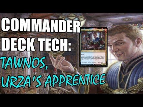 Commander Deck Tech: Tawnos Urza's Apprentice