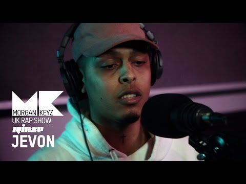 UK Rap Show: Jevon (Freestyle)