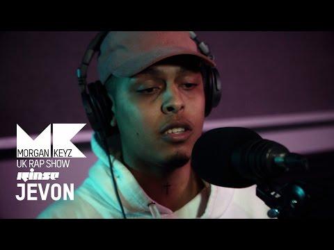UK Rap Show: Jevon (Freestyle)