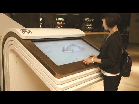 Pacific Place Interactive Wayfinding Kiosk : Cannes Lions