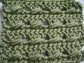 Crochet the Double Crochet with a Twist  Pattern