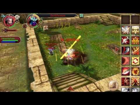Order And Chaos Online | DPS Warrior 2v2 Random Q Shredder Gameplay