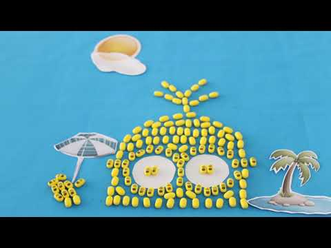 summertime stop motion Jhon Aguilar